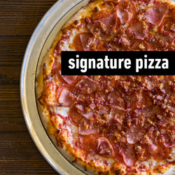 Signature Pizza